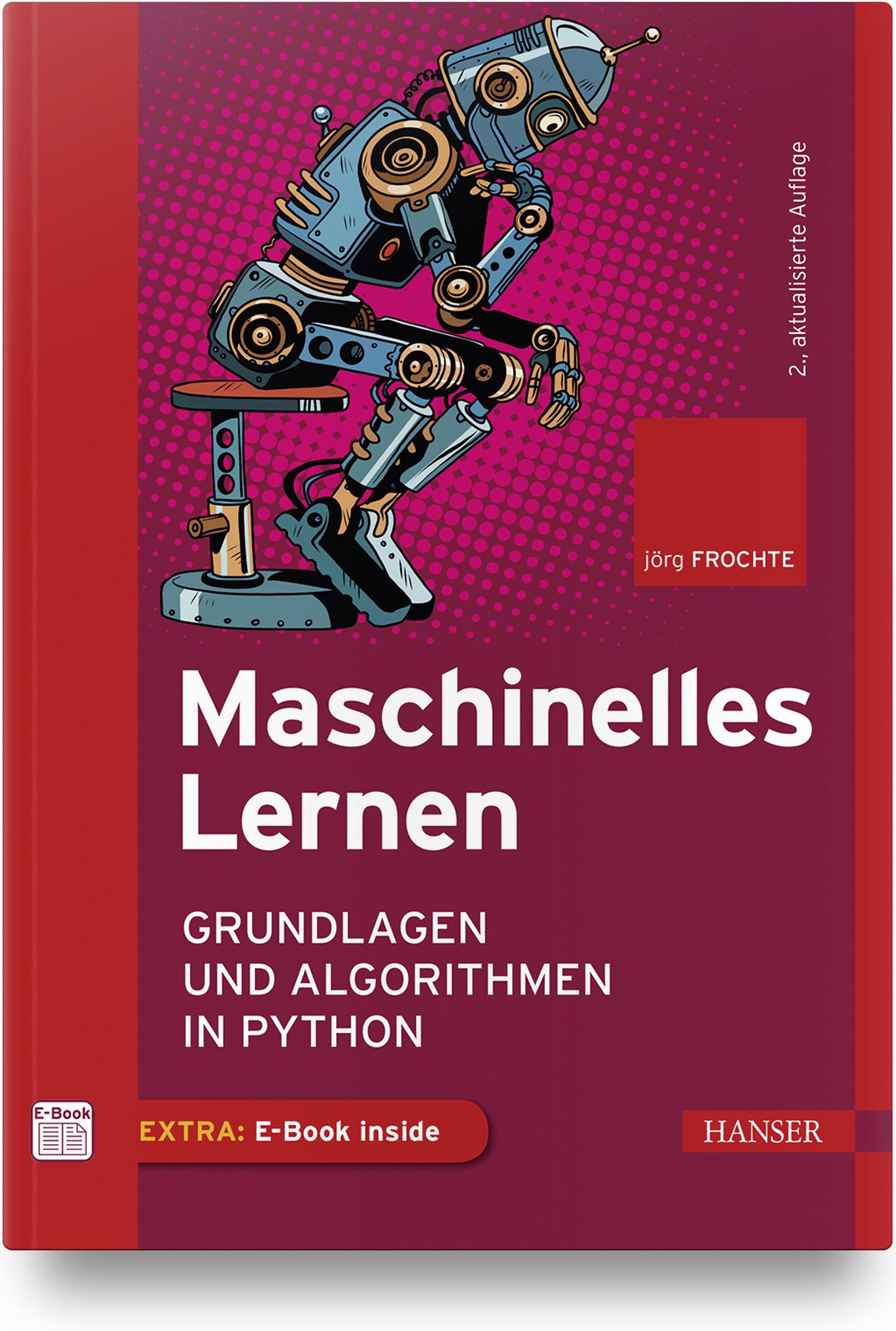Frochte, Maschinelles Lernen, 978-3-446-45996-0