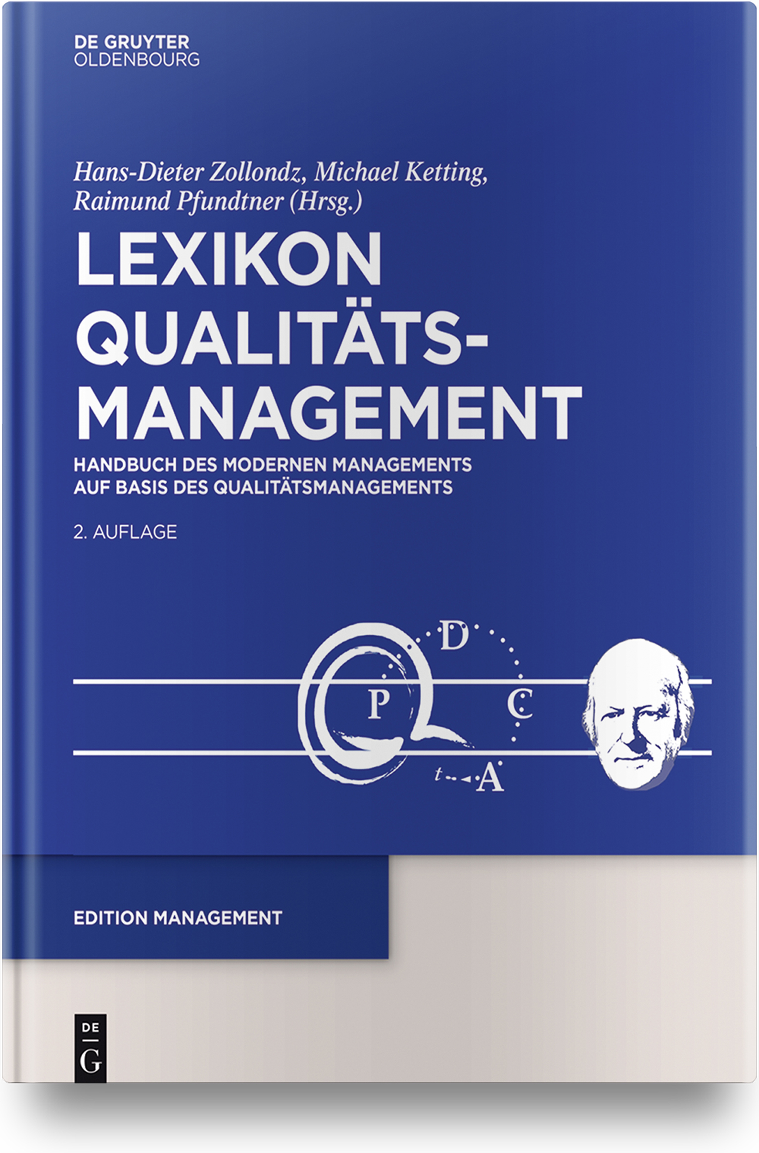 Lexikon Qualitätsmanagement: Handbuch des Modernen Managements auf der Basis des Qualitätsmanagements, 978-3-446-46031-7