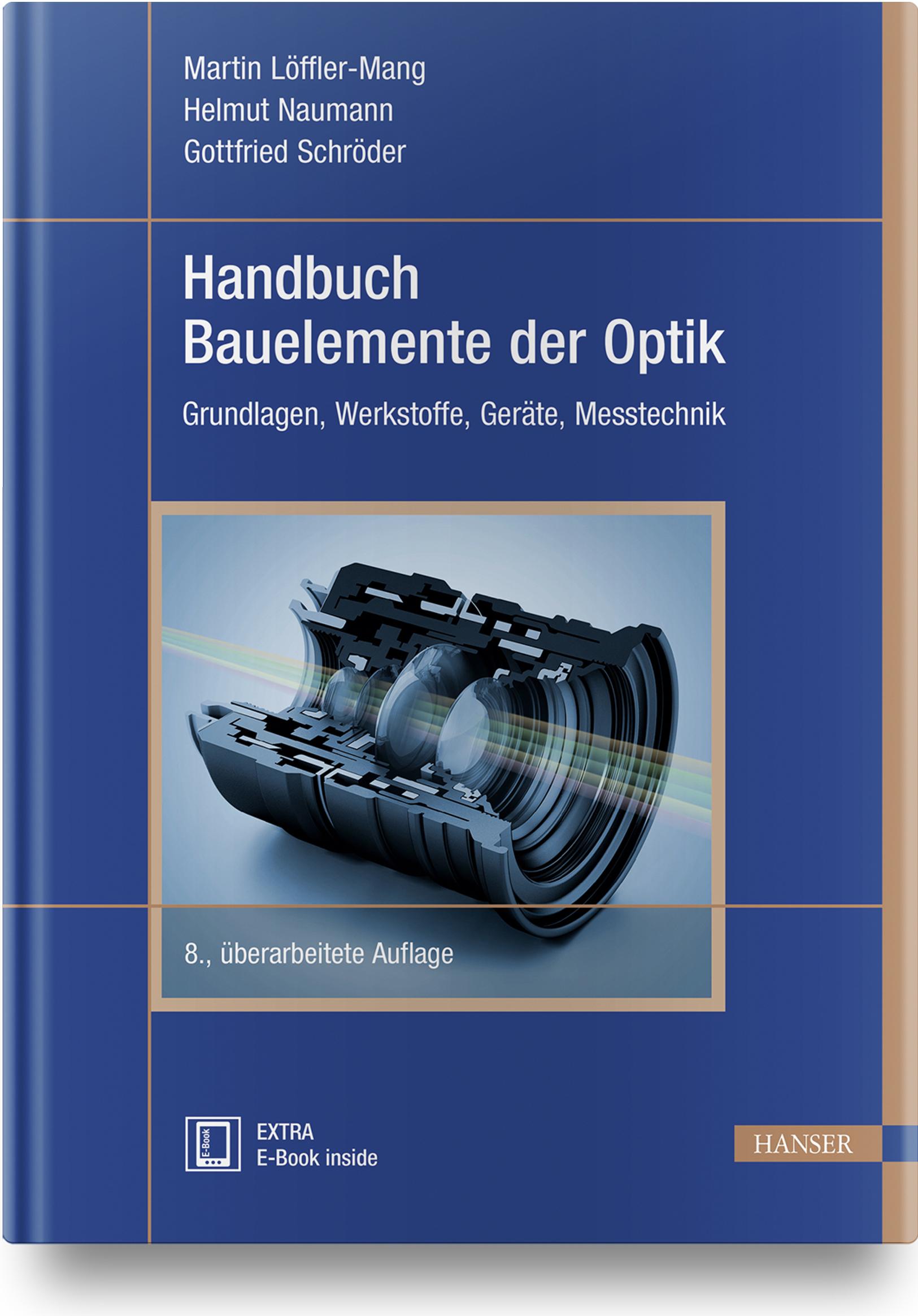 Handbuch Bauelemente der Optik, 978-3-446-46032-4