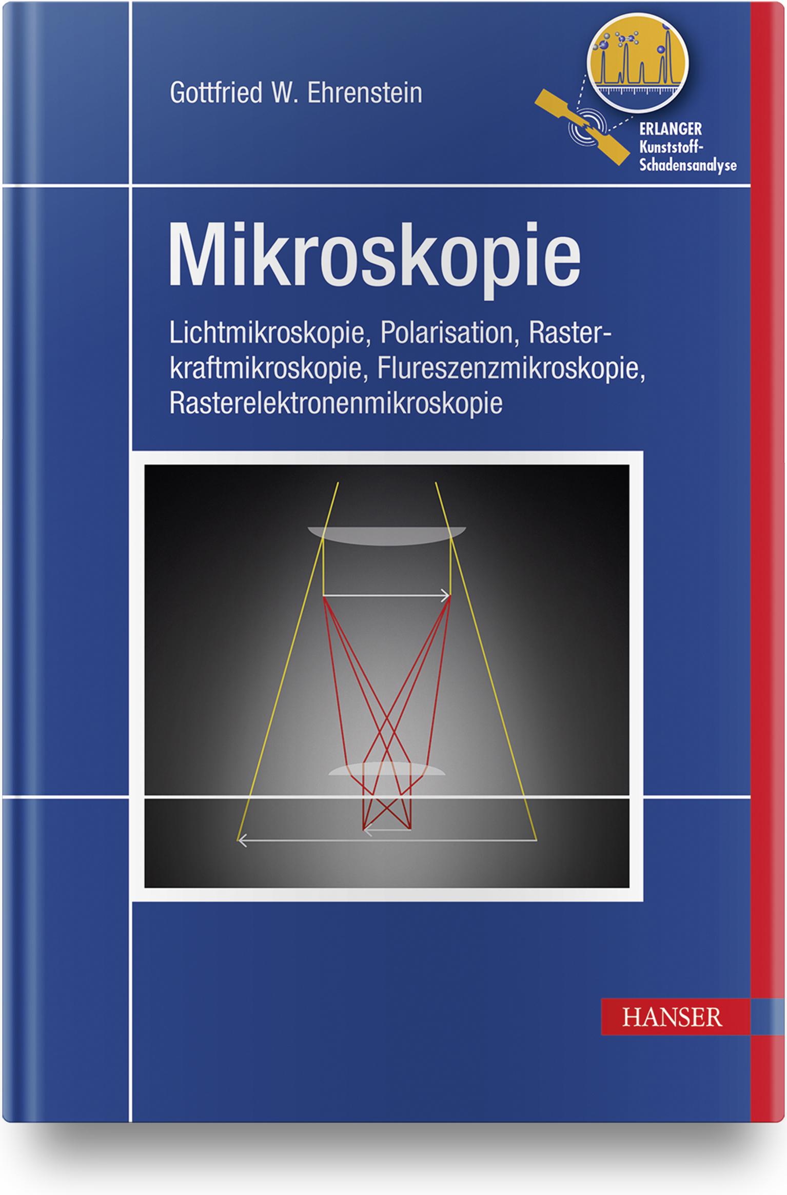 Ehrenstein, Mikroskopie, 978-3-446-46130-7