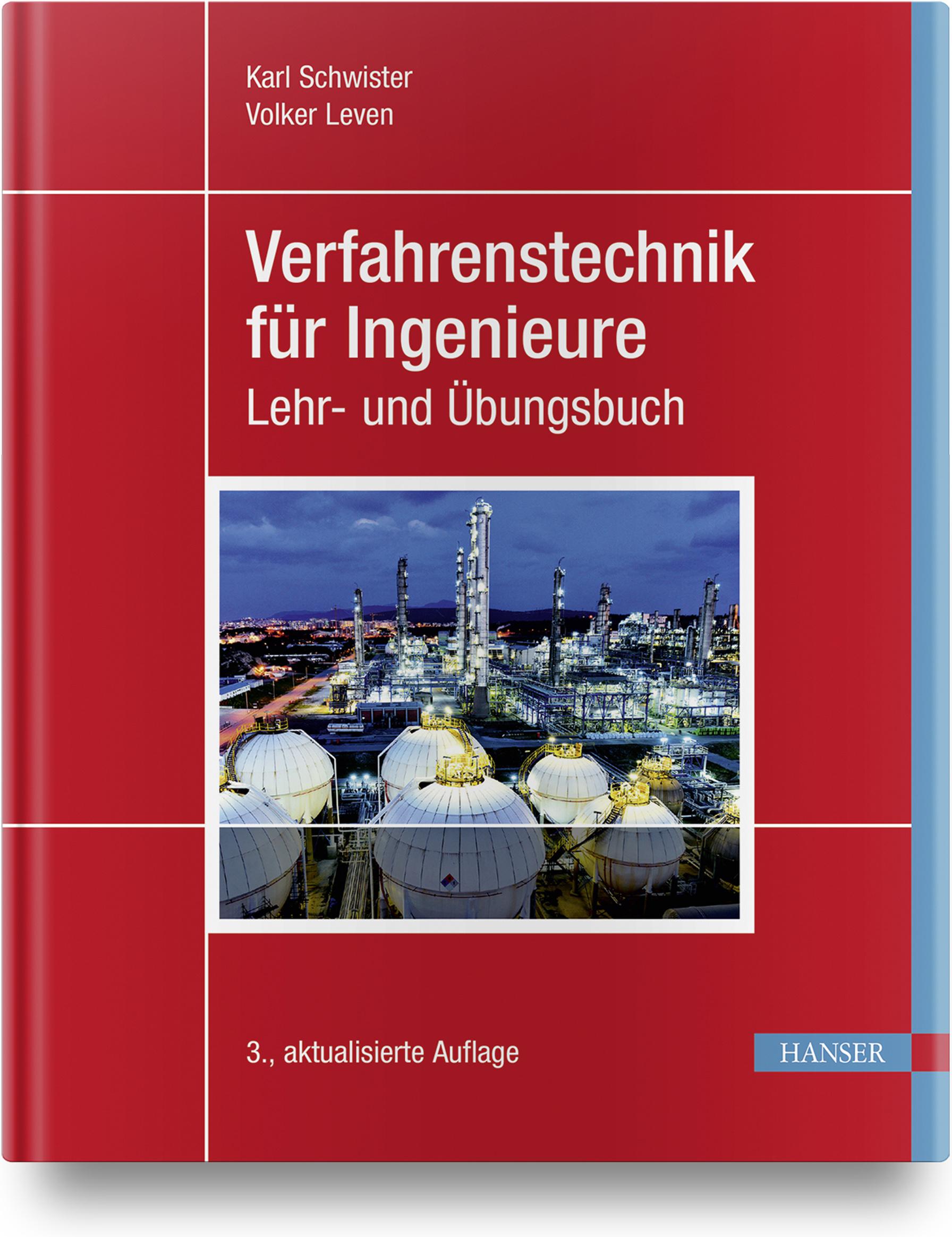 Schwister, Leven, Verfahrenstechnik für Ingenieure, 978-3-446-46136-9