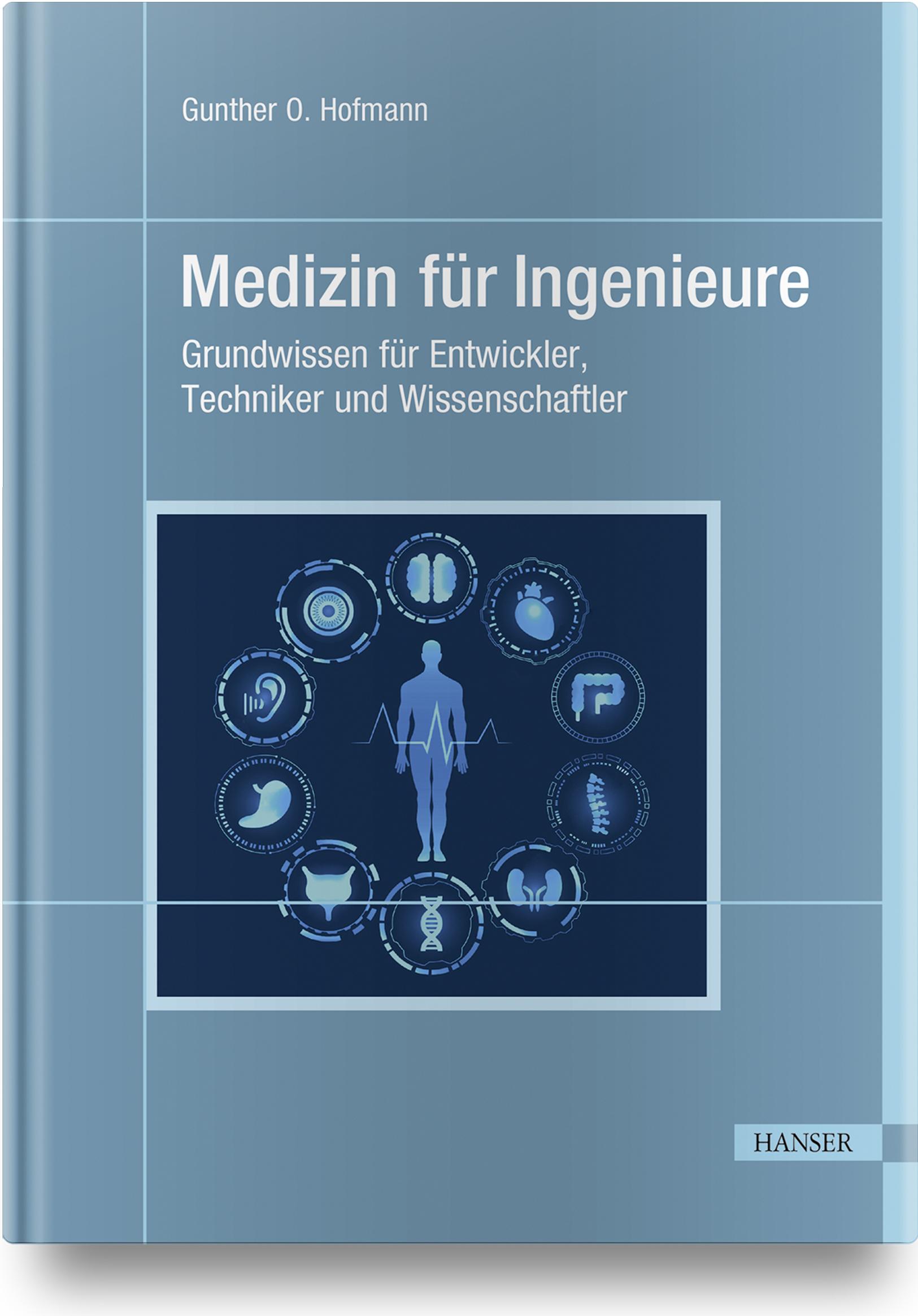 Hofmann, Medizin für Ingenieure, 978-3-446-46148-2