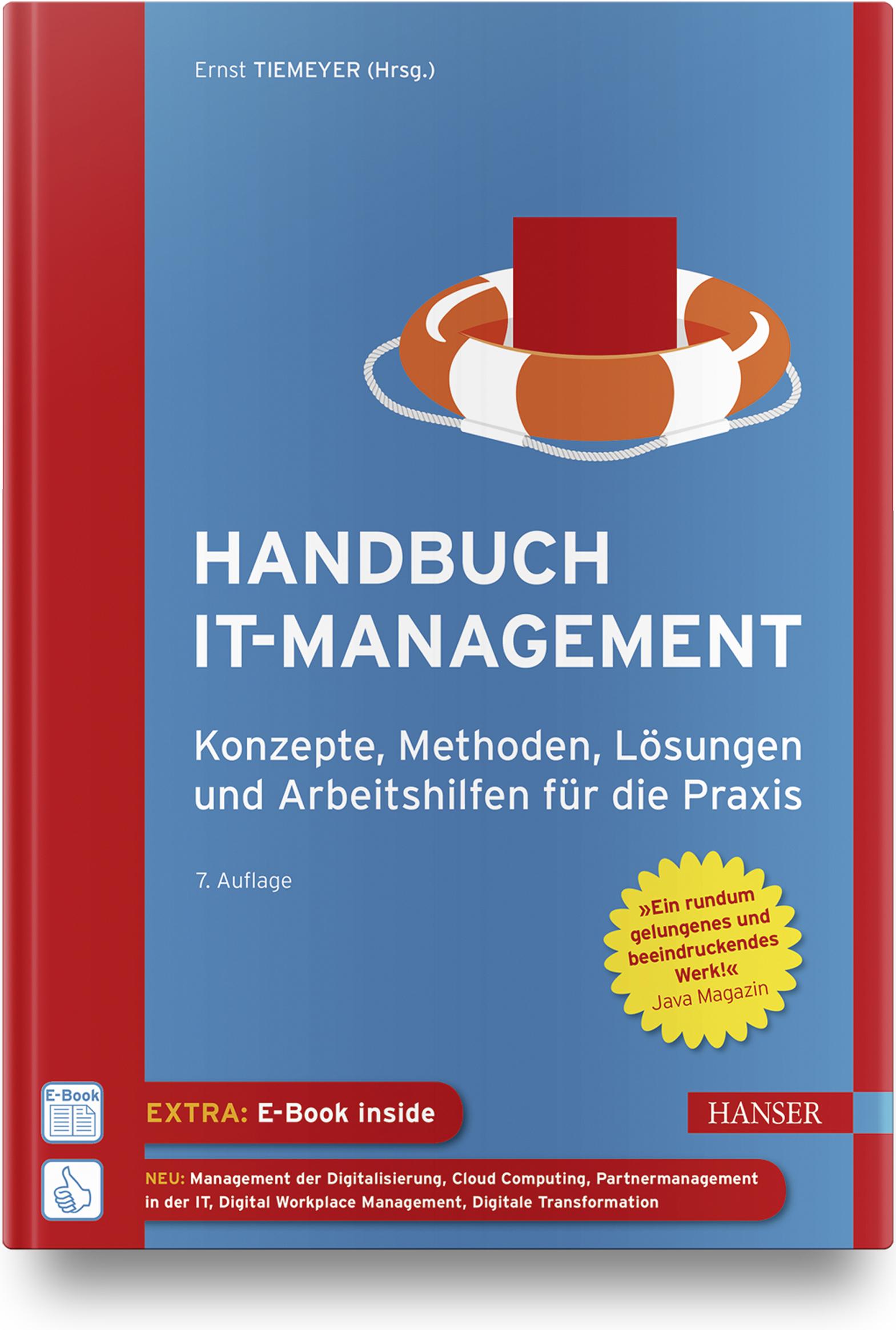 Handbuch IT-Management, 978-3-446-46184-0
