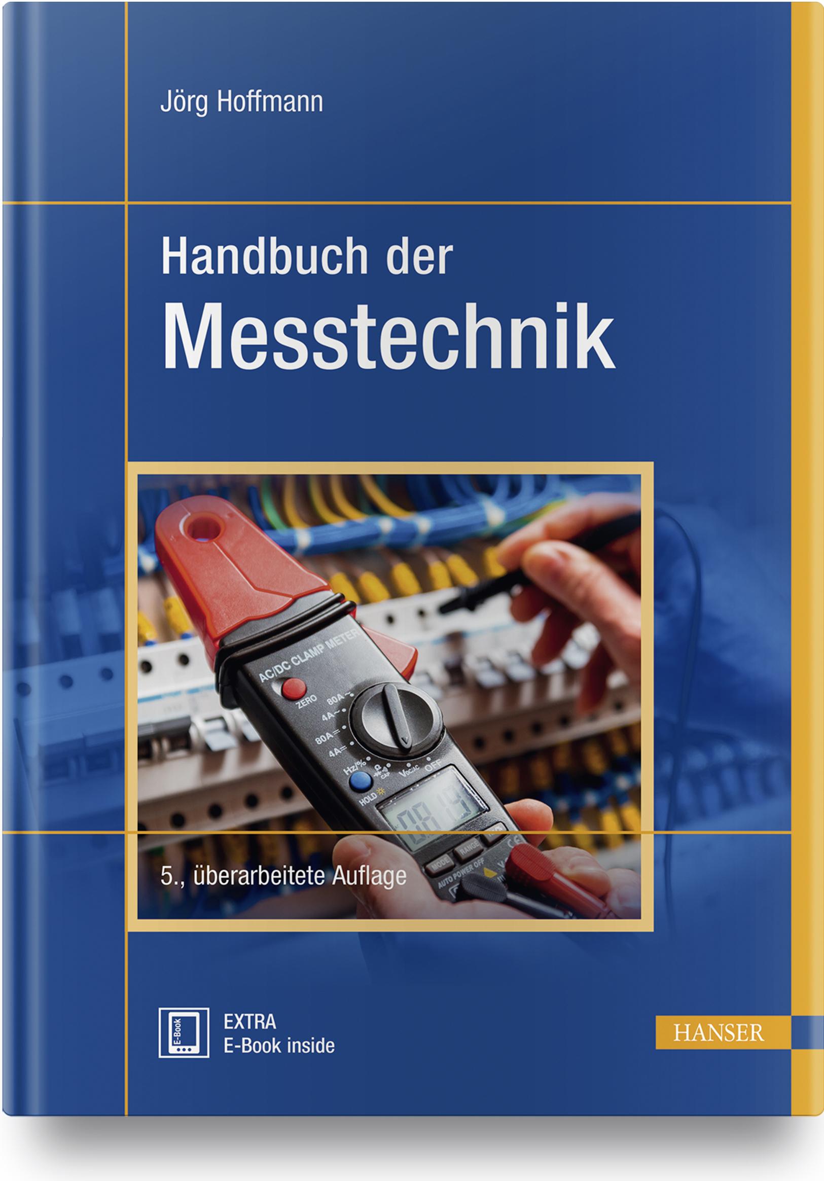 Handbuch der Messtechnik, 978-3-446-46188-8