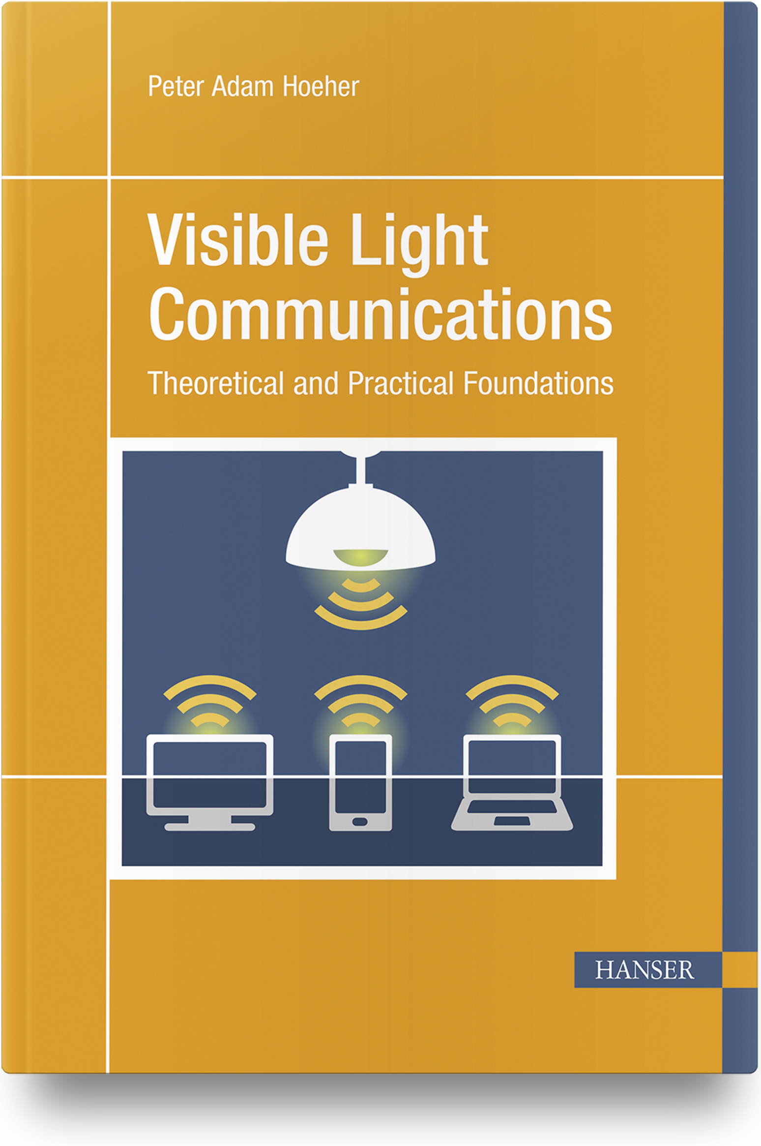Hoeher, Visible Light Communications, 978-3-446-46206-9