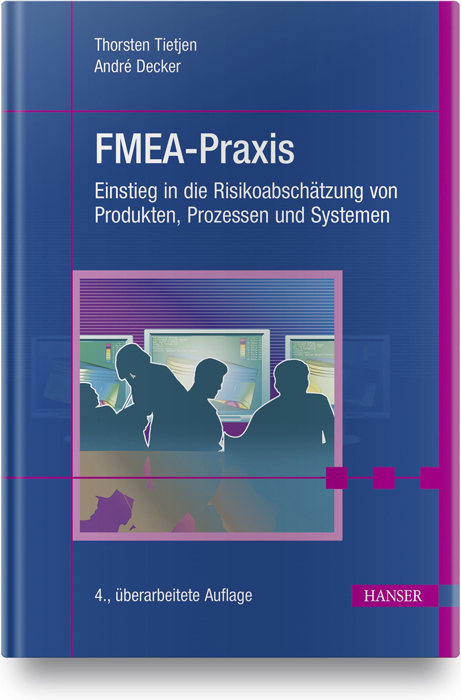 Tietjen, Decker, FMEA-Praxis, 978-3-446-46211-3