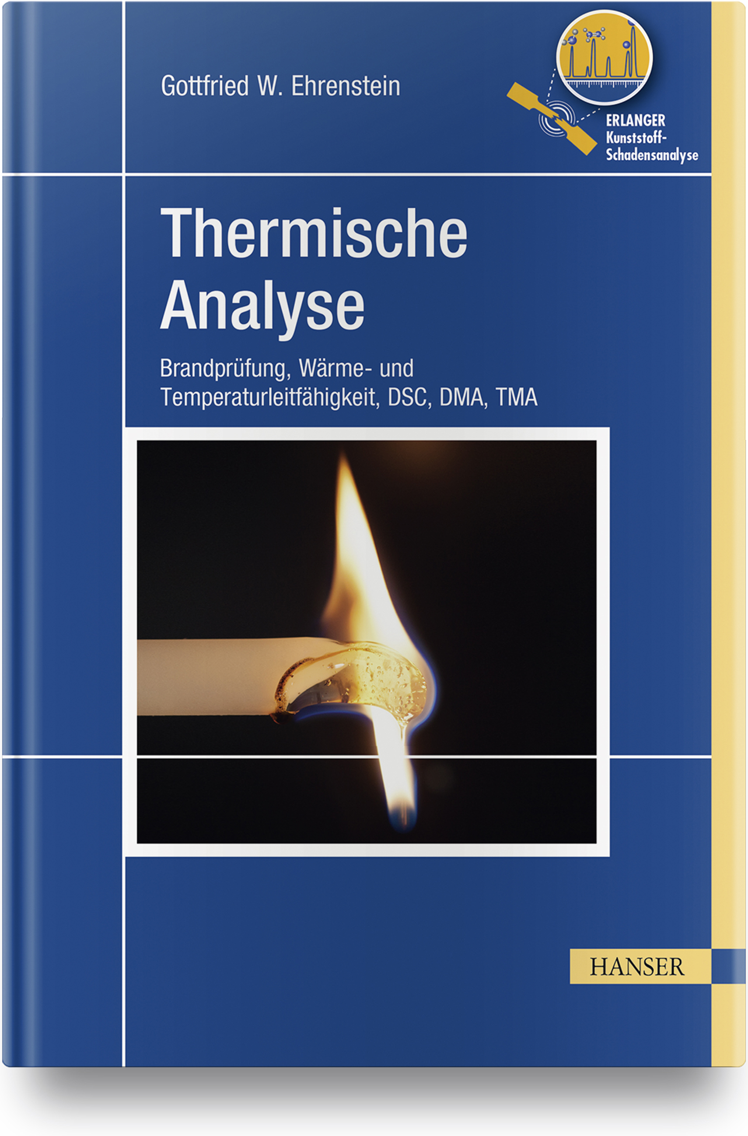 Ehrenstein, Thermische Analyse, 978-3-446-46258-8