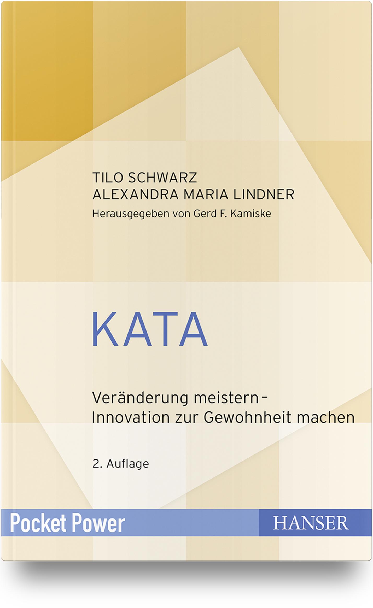 Lindner, Schwarz, KATA, 978-3-446-46349-3