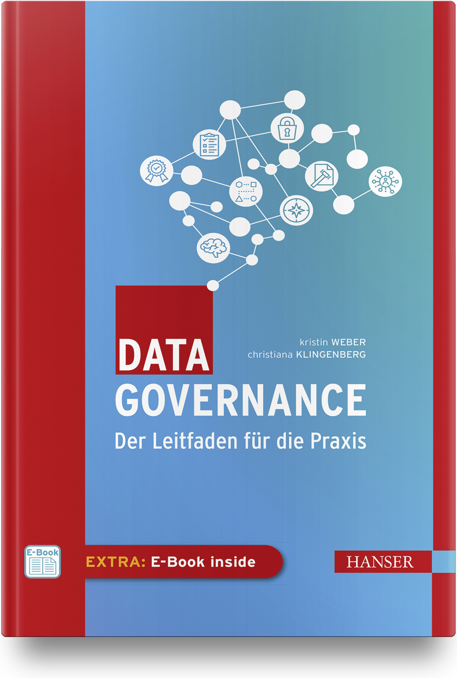 Weber, Klingenberg, Data Governance, 978-3-446-46388-2