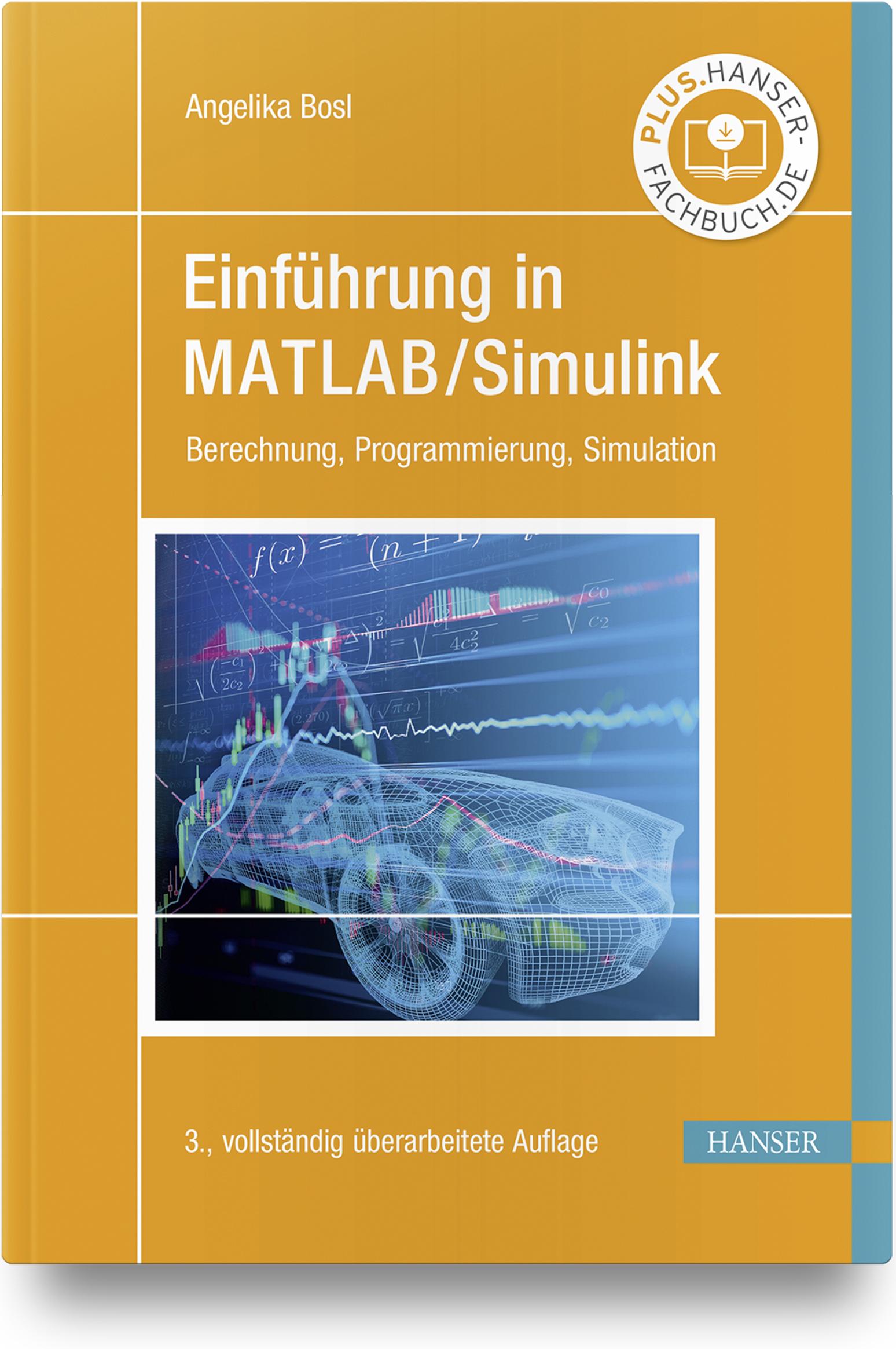 Bosl, Einführung in MATLAB/Simulink, 978-3-446-46403-2
