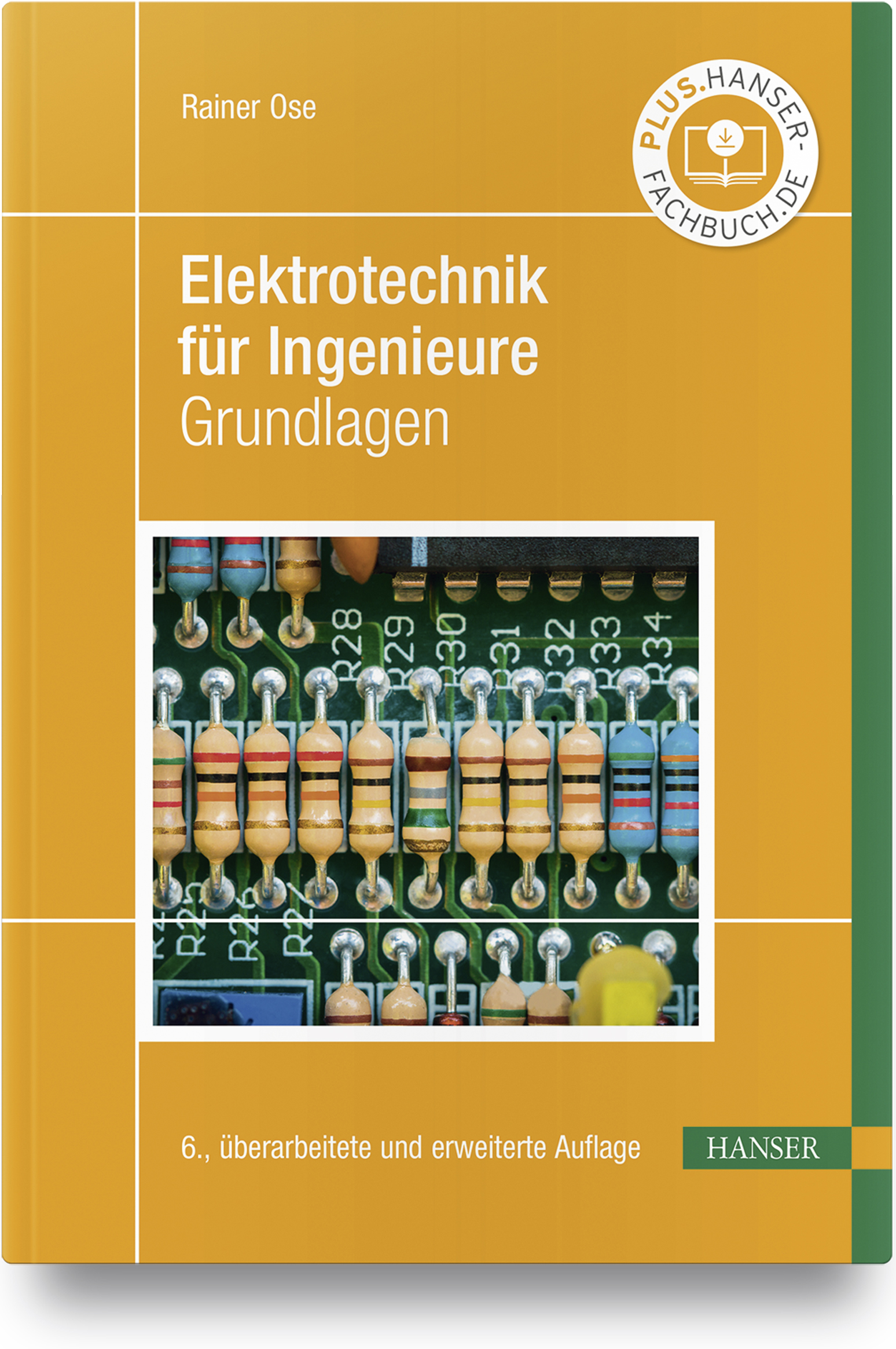 Ose, Elektrotechnik für Ingenieure, 978-3-446-46408-7