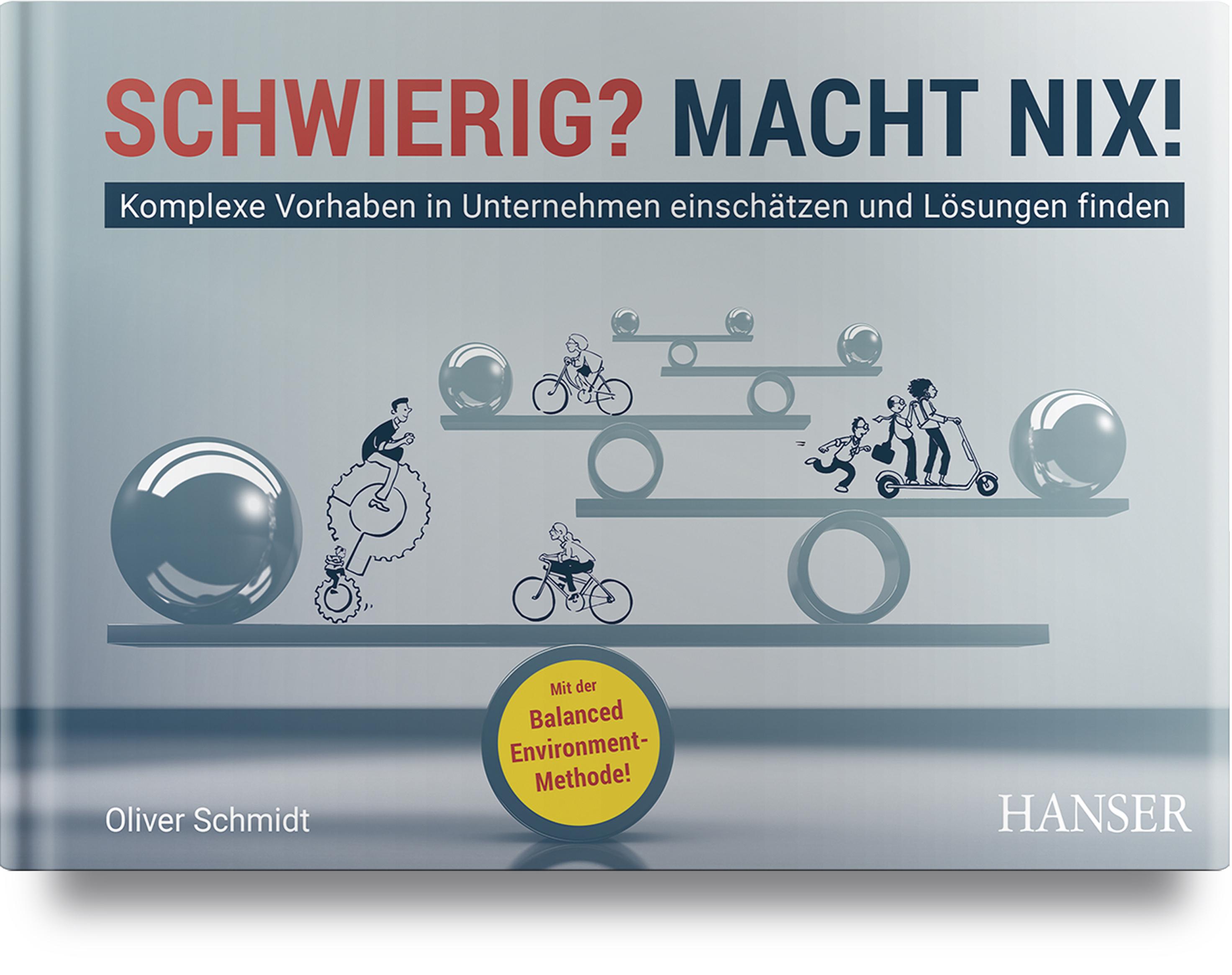 Schmidt, Schwierig? Macht nix!, 978-3-446-46410-0