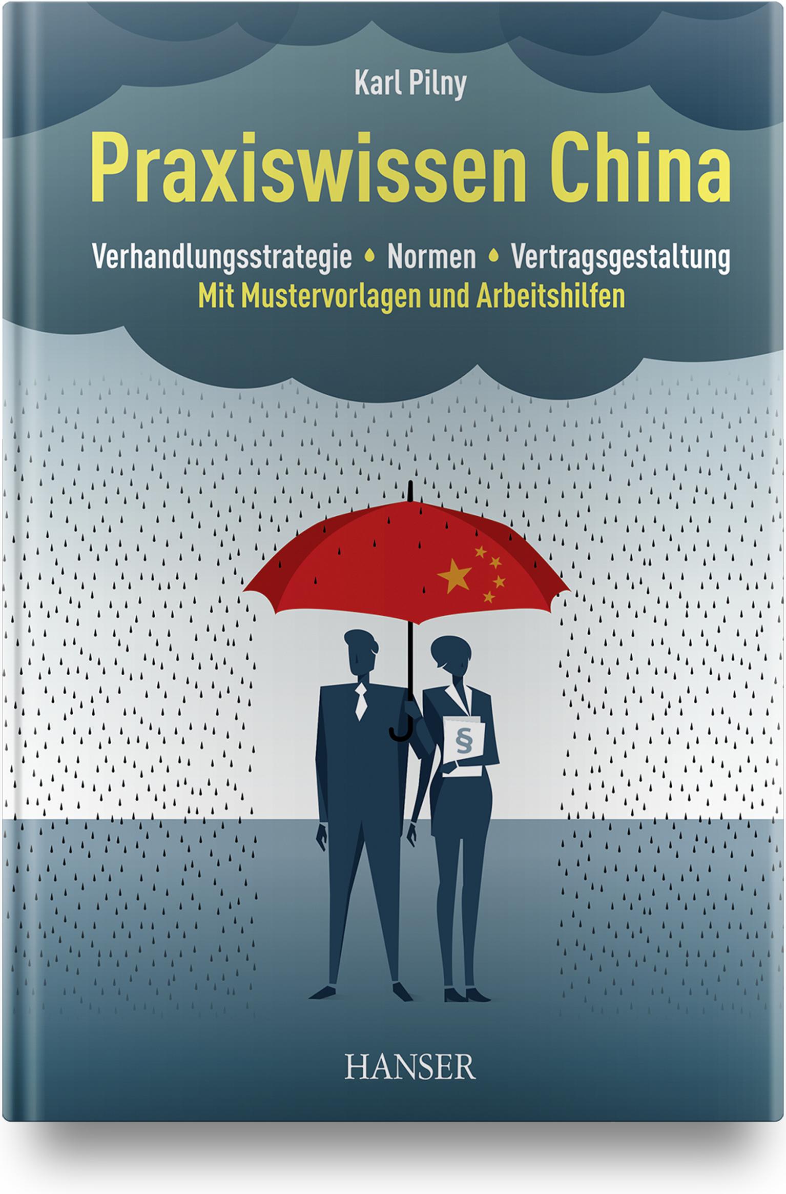 Pilny, Praxiswissen China, 978-3-446-46479-7