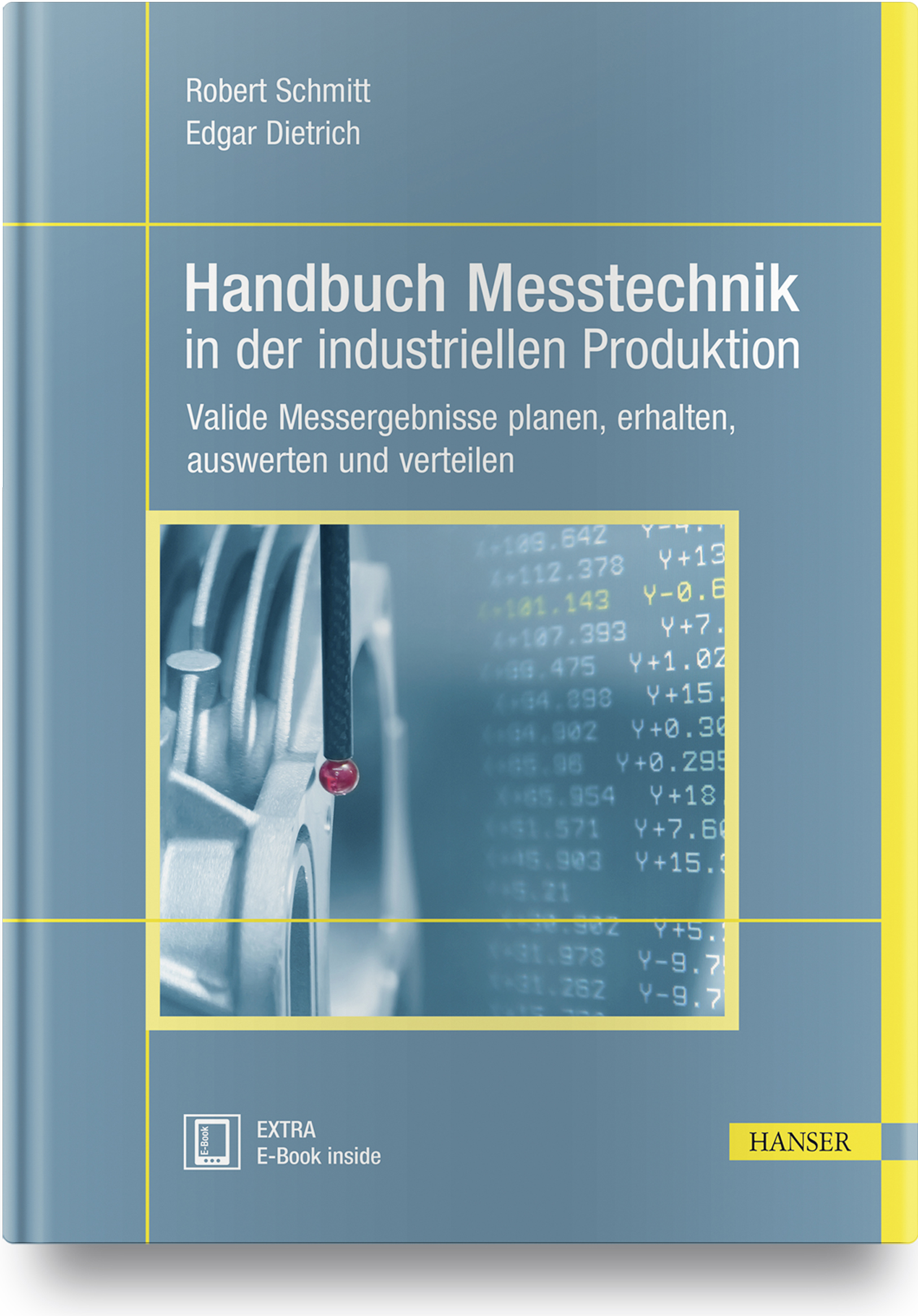 Handbuch Messtechnik in der industriellen Produktion, 978-3-446-46559-6
