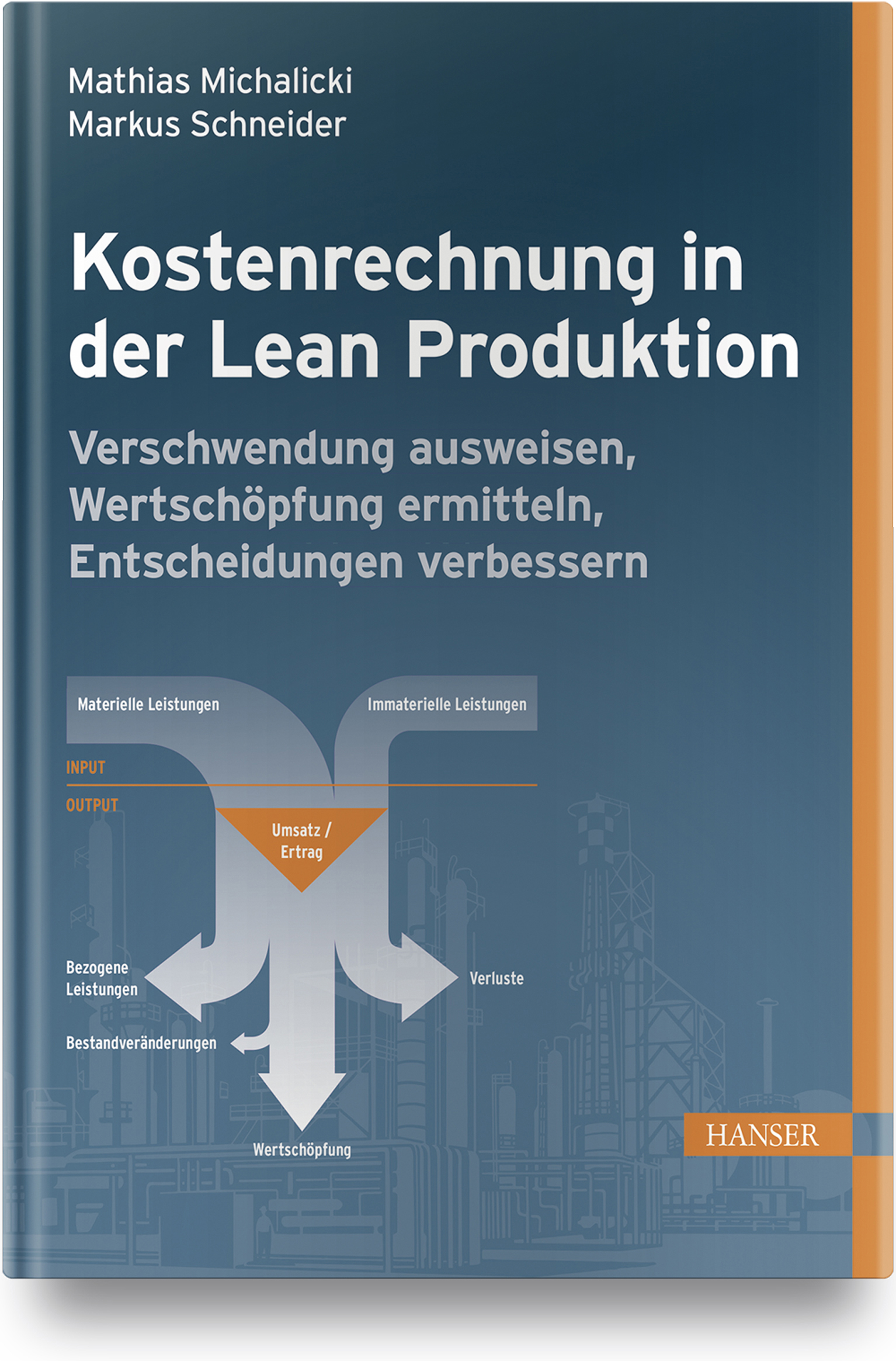 Michalicki, Kostenrechnung in der Lean Produktion, 978-3-446-46568-8