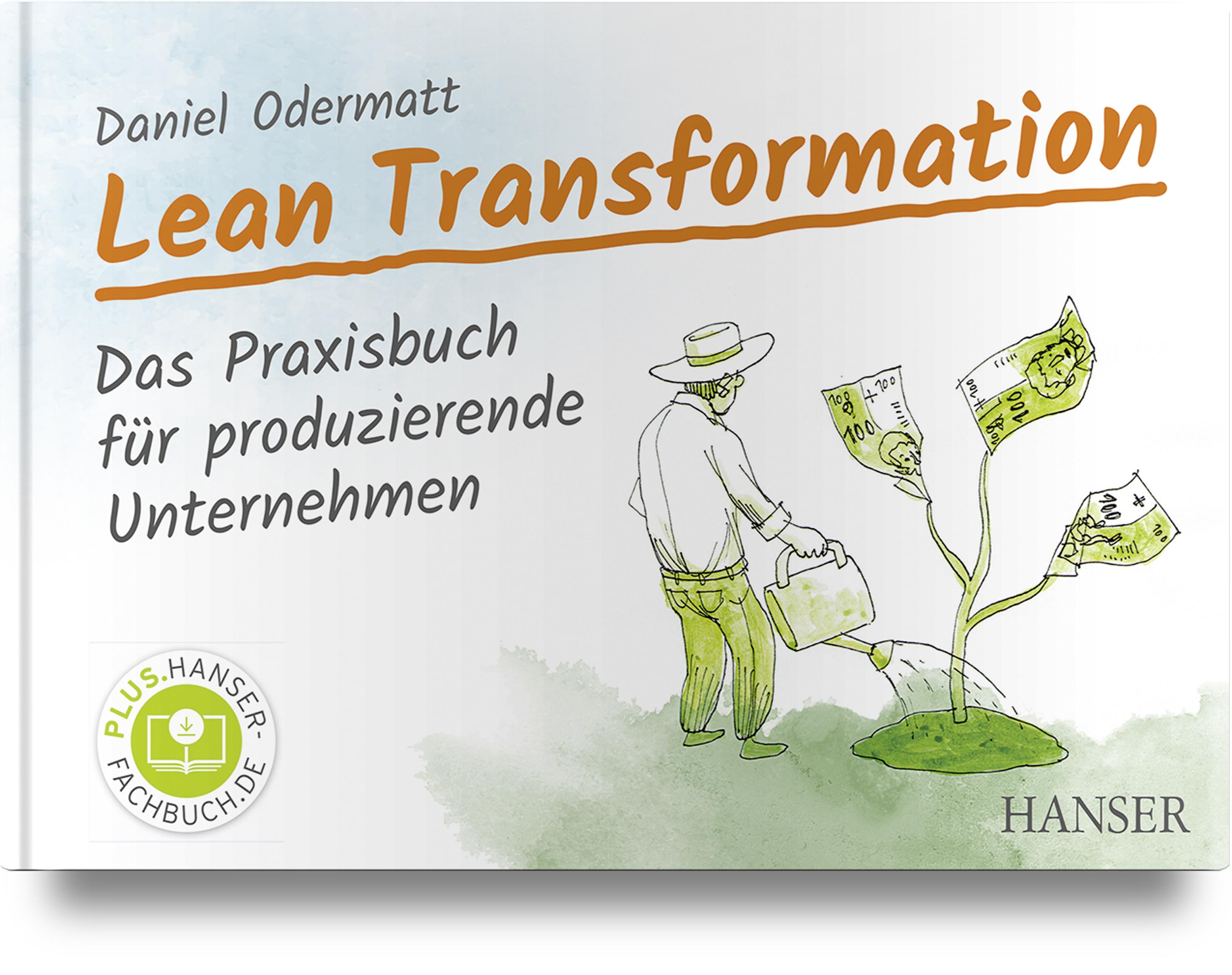 Odermatt, Lean Transformation, 978-3-446-46570-1