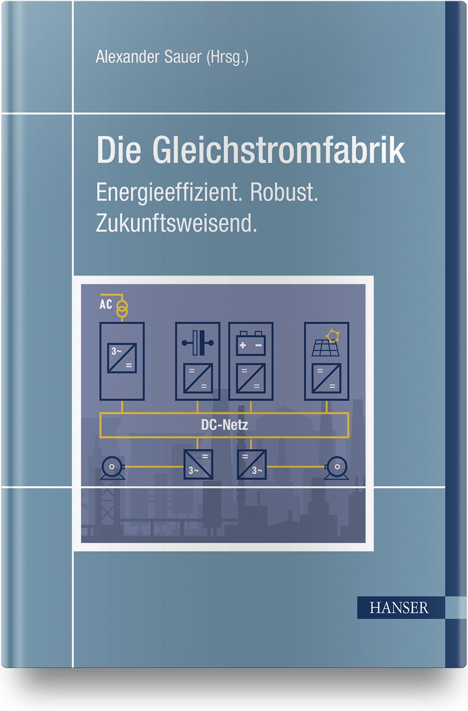 Die Gleichstromfabrik, 978-3-446-46581-7