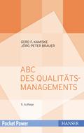 ABC des Qualitätsmanagements