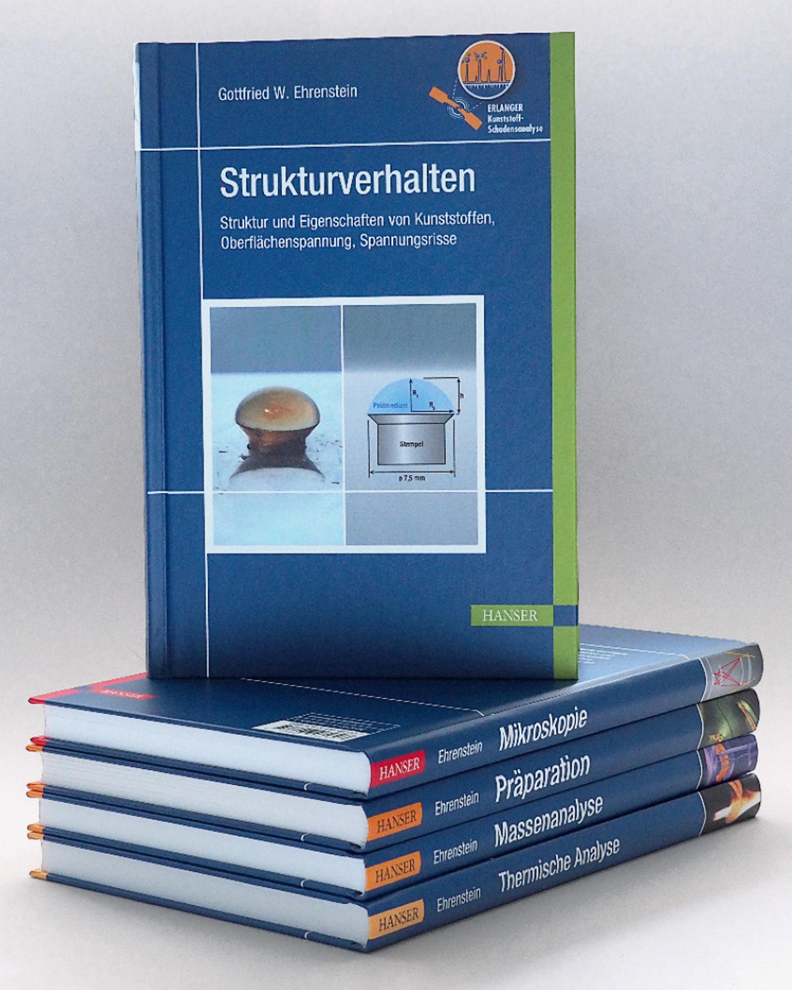Ehrenstein, Kunststoff-Schadensanalyse, 978-3-446-46760-6