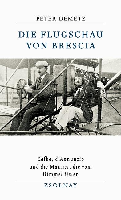 Die Flugschau von Brescia