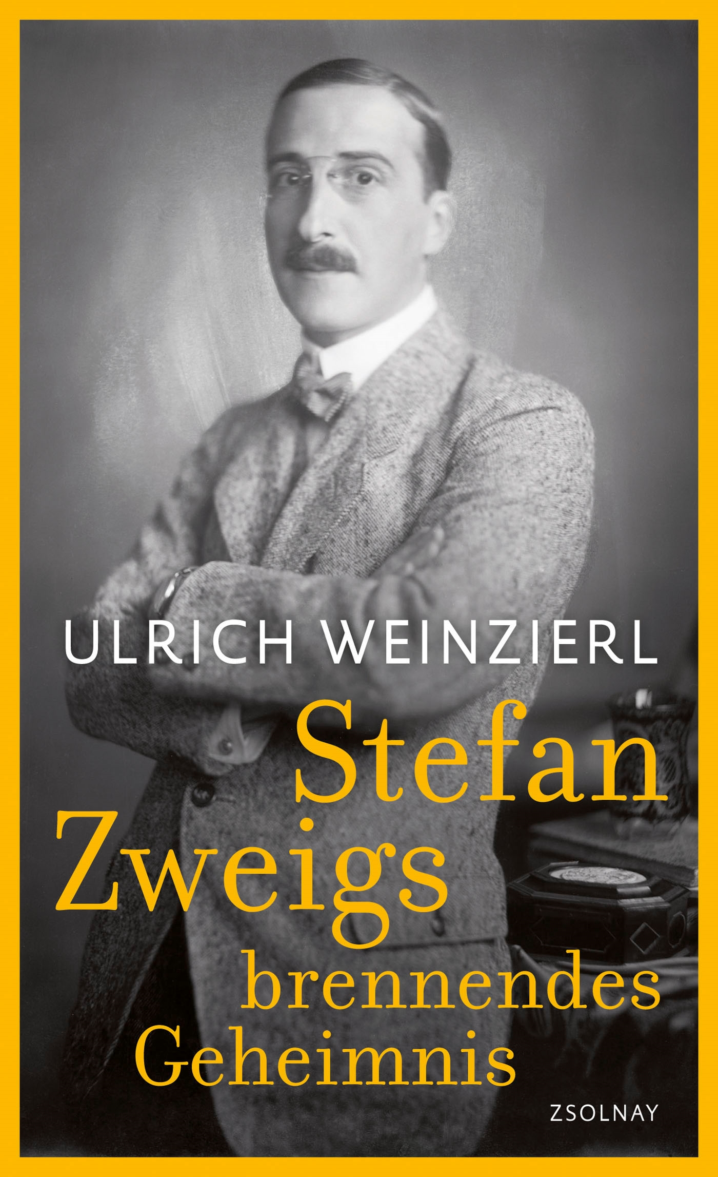 Stefan Zweig's Burning Secret