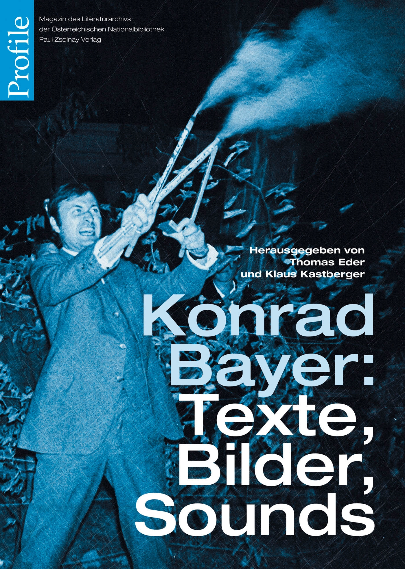 Konrad Bayer: Texte, Bilder, Sounds