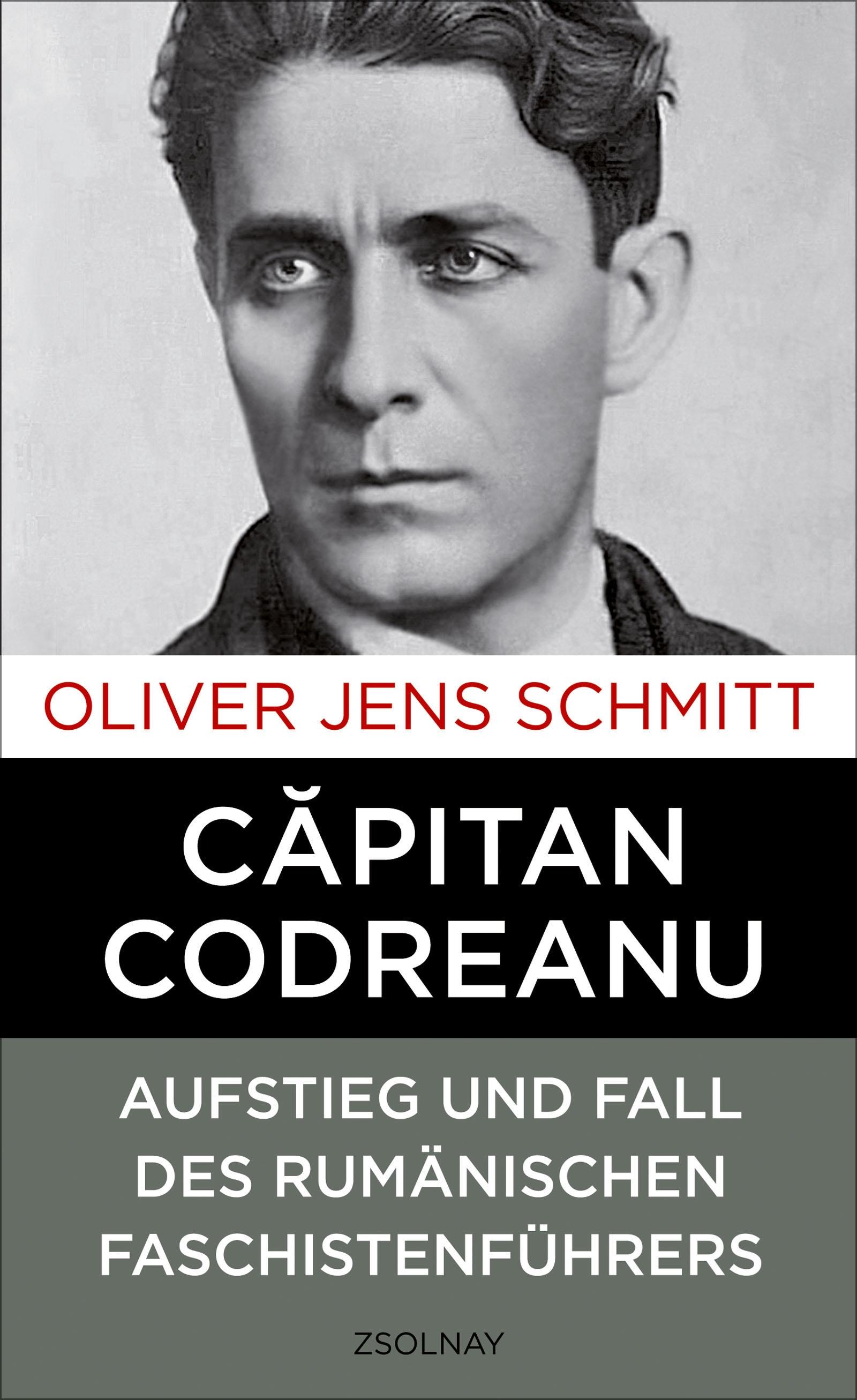 Capitan Codreanu.