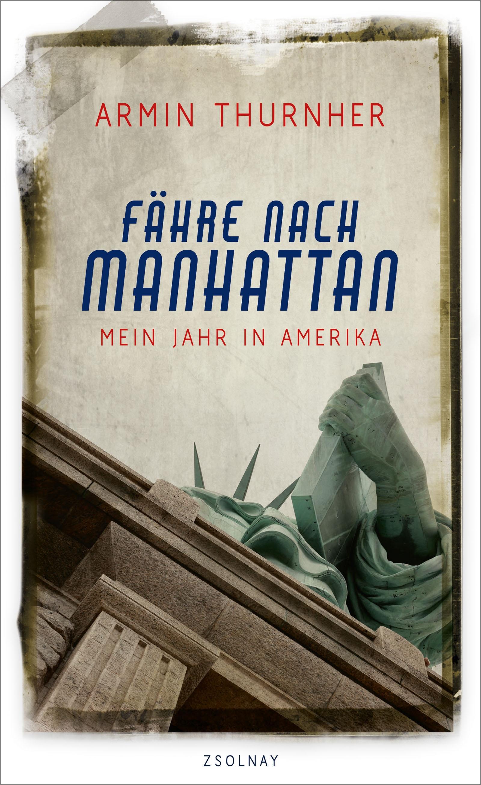 Fähre nach Manhattan
