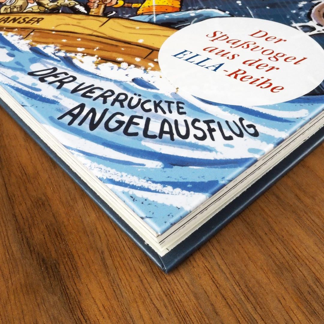 Pekkas geheime Aufzeichnungen - Der verrückte Angelausflug