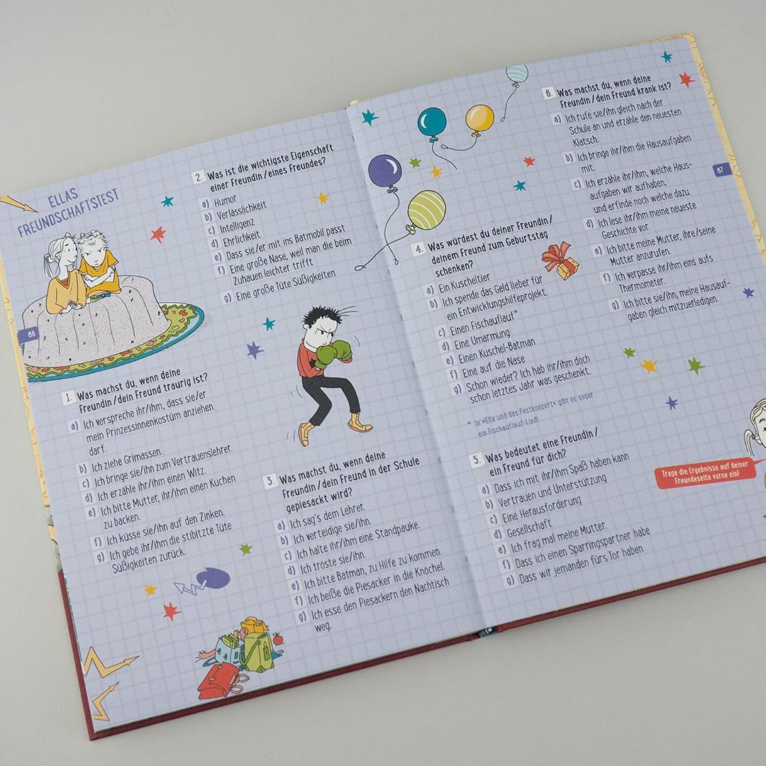 Mein Ella-Freundebuch