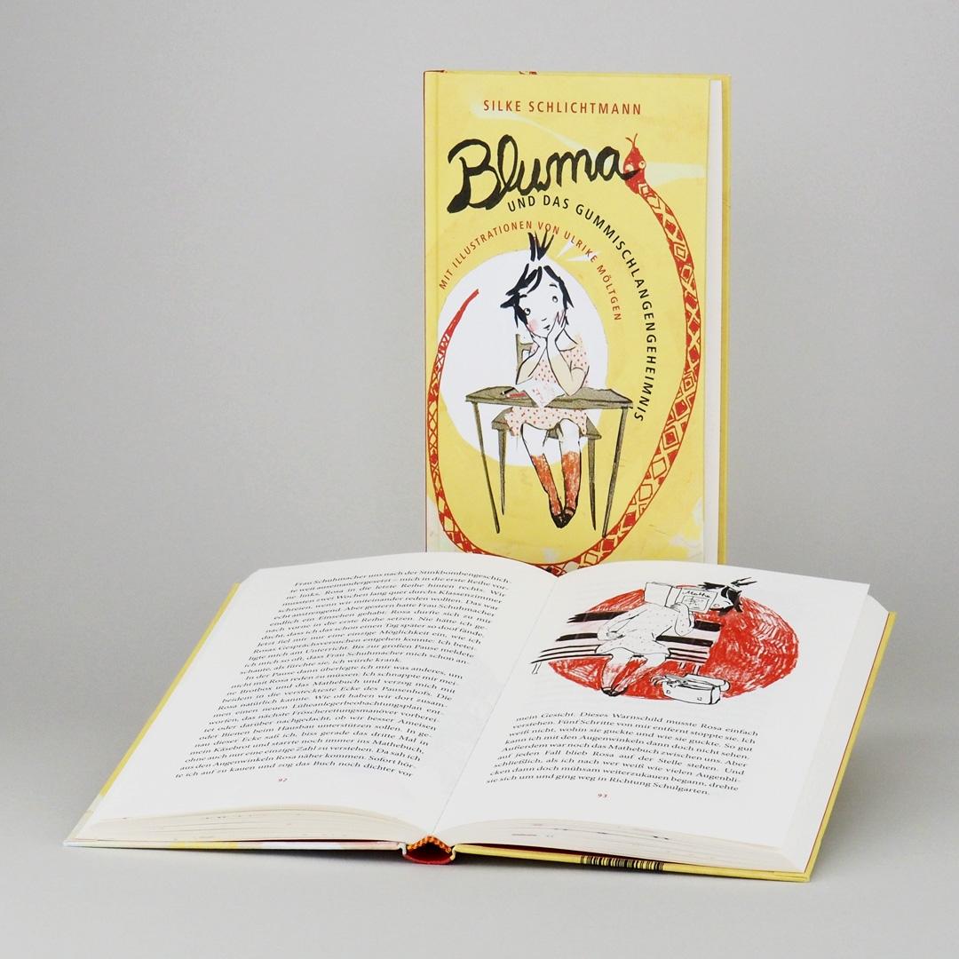 Bluma und das Gummischlangengeheimnis
