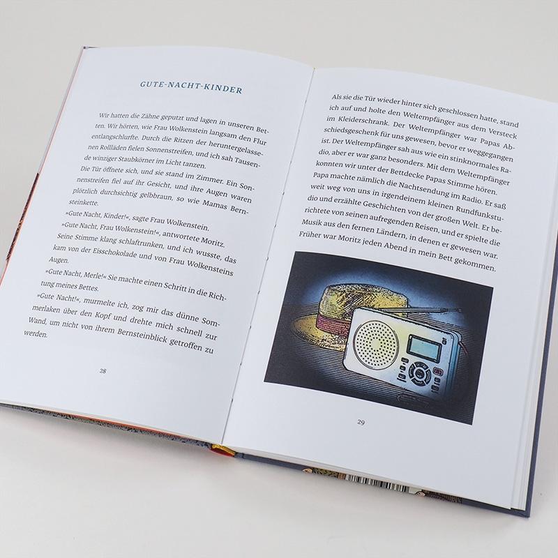 Frau Wolle und das Geheimnis der chinesischen Papierschirmchen