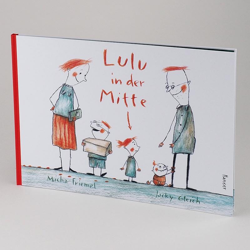 Lulu in der Mitte